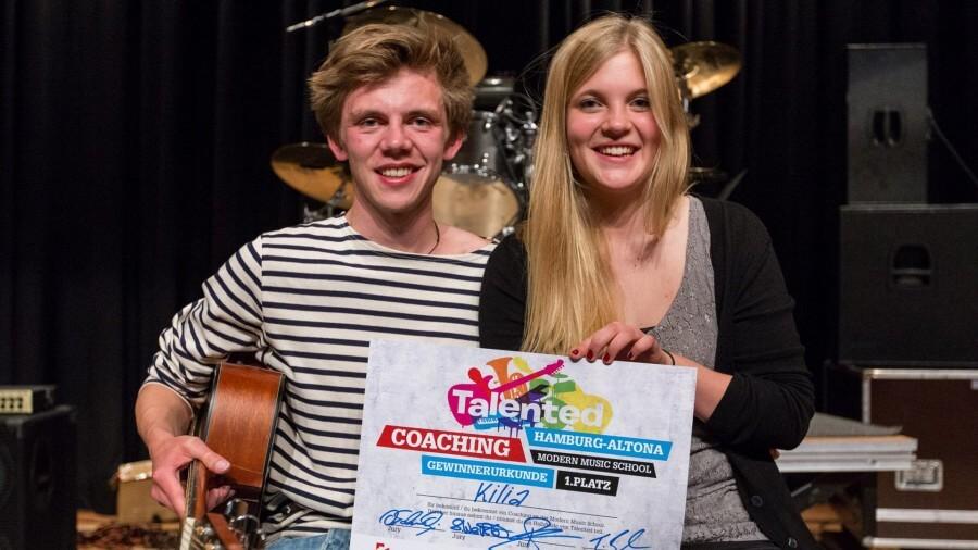 Talented-Musikwettbewerb: Musixx-Schüler ziehen ins Bundesfinale ein