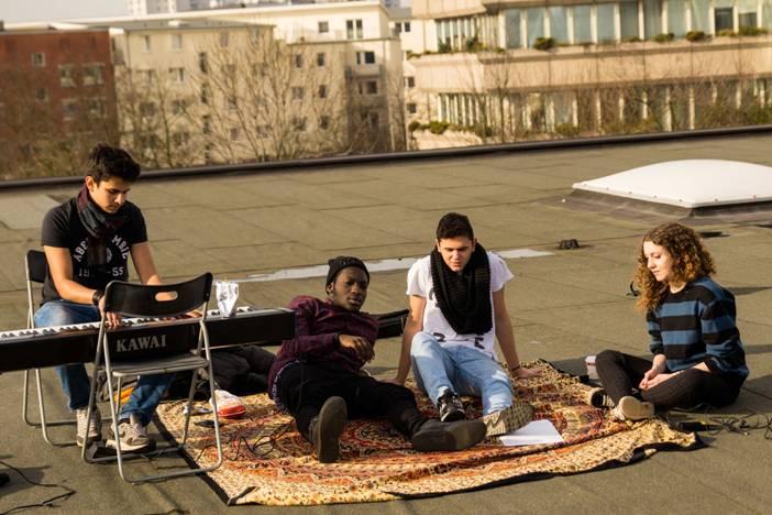 """SPH-Bandcontest: Erster Vorrundenplatz für """"Die große Platte"""""""