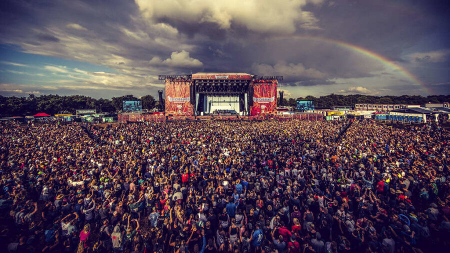 Musixx-Dozenten rocken Deichbrandfestival