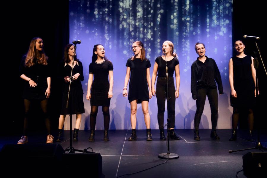 Starke Stimmen: Der Musixx-Mädchenchor sucht Verstärkung